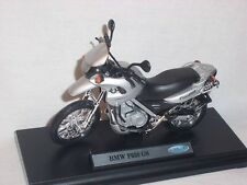 BMW F650GS motorcycle 1/18 F650 GS F 650 650GS Welly