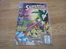 Superman #74 (1987 2nd Series) DC Comics (DOOMSDAY APP.) NM/MT