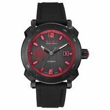 Bulova 65B165 Gent's Accu-Swiss Manchester United Percheron Wristwatch