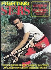 FIGHTING STARS MAGAZINE V 1 # 8 1974 DEAN STOCKWELL DALLAS COWBOYS GEORGE CHIANG