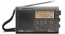 RICEVITORE HF TECSUN PL-660 FM MW SW LW SSB PLL World Receiver+ AIR BAND