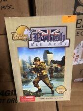 """1:6 Ultimate Soldier British 8th Army Figure 12"""" new"""