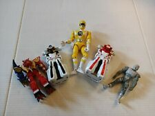 Bandai ASSORTED MIGHTY MORPHIN POWER RANGERS TOYS Action Figures