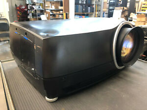 ProjectionDesign CINEO3+ - with 25.6-33.2 mm Len - with Lamps - Works (Tested)