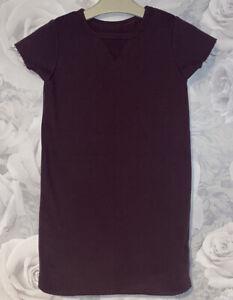 Girls Age 5-6 Years - Summer Jersey Dress