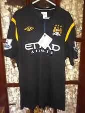 Manchester City 2009/10 away shirt Ireland 7 size 42 Bnwt Rare