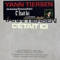 C'etait Ici (Live)-Best of/Ltd von Tiersen,Yann | CD | Zustand gut