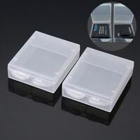 10x Universal Camera Battery Case Storage Box for Camera GoPro Hero4 5 3 3+