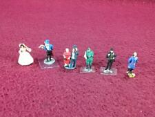 #4 Ho Scale Detail/Figures - Formal Pedestrian Figures & Royal Guard/Police