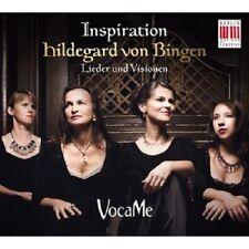 HILDEGARD VON BINGEN - VOCAME: INSPIRATION  CD KLASSIK CHOR LIED NEU