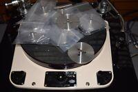New design Eddy Brake Disc for Garrard Turntables 301 / 401 by Mirko
