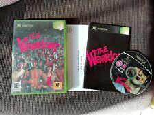 jeu xbox The Warriors