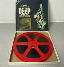 The Deep 1 x 400 ft Colour Sound Super 8 Cine film by Columbia Pictures