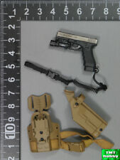 1:6 Scale DAM 78074 US Special Force 1st SFOD-D Gunner - G Pistol w/ Holster