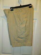 "SUPER EXCLUSIVE ""TILLEY"" EXPEDITION Women's Sz 12 Shorts in EXCELLENT CONDITION"