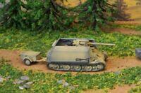 Panzer Depot 1//144 WWII British LRDG Command Truck //w soldiers yellow 8432