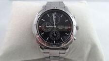 Seiko - V657 vintage, chronographe/date, montre homme.