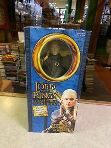 "ToyBiz Lord of the Rings 12"" Inch Doll Figure NIP - LEGOLAS"