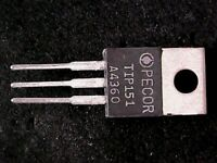 TIP151 - Pecor Transistor (TO-220)