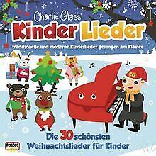Kinder Weihnacht-die 30 Schönsten Weihnachtslieder von Gla... | CD | Zustand gut