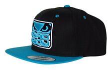 Bad Boy Gorra-Azul-Sombrero gorra de un tamaño luchar contra el desgaste