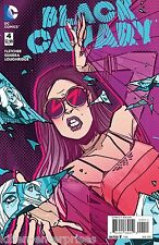 Black Canary #4 Comic Book 2015 - DC