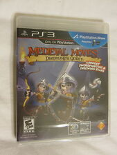 Medieval Moves: Deadmund's Quest PS3 (PlayStation 3) Brand New, Sealed~