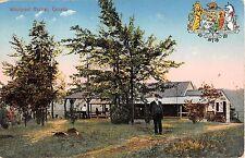 Canada postcard Whirlpool Bazaar