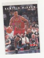 1992//93 Skybox  NM// MINT Scottie Pippen Michael Jordan