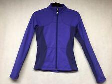 Lululemon Purple Activa Yoga Gym Jacket sz 6