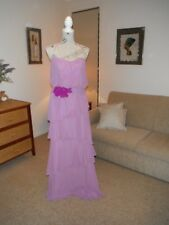Designer Alfred Angelo Royal Bloom Violet Ladies Formal/Evening Gown Size 8