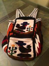 Backpack Rucksack Cloth Colorful
