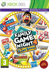 Hasbro Family Game Night 4 The Game Show ~ XBox 360 (in Great Condition)