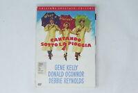 DVD CANTANDO SOTTO LA PIOGGIA 2 DISCHI  1951 KELLY, O'CONNOR, REYNOLDS [ER-032]