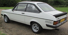 Ford Escort MK2 RS2000 Side stripes Decal Set. Non OE. Colours. (stripe rs 2000)