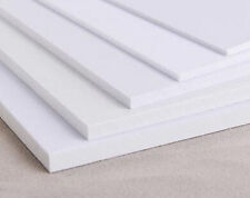 """ABS PLASTIC SHEET 1/8"""" YOU PICK THE SIZE - VACUUM FORMING RC BODY HOBBY"""