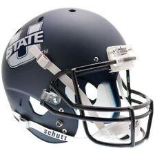 UTAH STATE AGGIES NCAA Schutt XP Full Size REPLICA Football Helmet