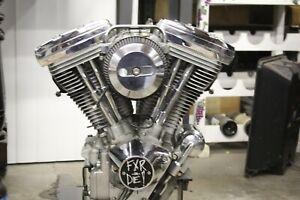 Evo motor + Mikuni 42mm carb 2000 FXR4 Evo Evolution engine FXR FXRT EPS23803