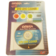 Wet & Dry CD DVD VCD CD-ROM XBox Stereo Head Lens Cleaner Disc + Cleaning Fluid