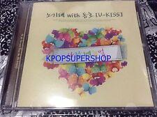 No Gi Tae Dong Ho UKISS Love Manual Digital Single CD Great Cond. Rare U-Kiss