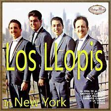 LOS LLOPIS iLatina CD #183 / La Niña De Al Lado , Lamento Cubano , Ole Torero