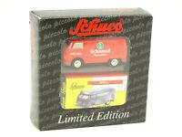 "#01321 Schuco VW t1 coche recuadro-werco /""kastonwagen/"" 1:90 Piccolo"