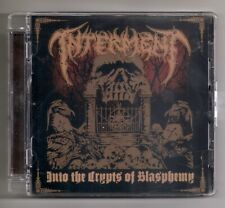 Interment:Into The Crypts Of Blasphemy(SGP) 2010 CD(Super-Jewel Box)-Death Metal