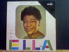ELLA FITZGERALD  The Best Of Ella Vol 1.  LP  Mono UK  Lovely copy !!