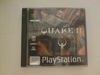 Quake II (Sony PlayStation 1, 1999) PS1 PAL European Complete