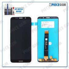 Ecran LCD vitre Tactile pour Huawei Y5 2018 Noir outils Colle B7000