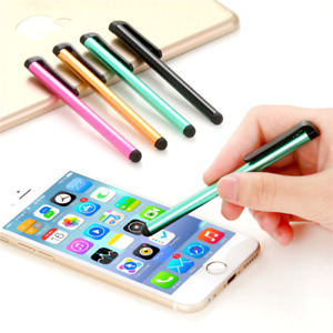 1 x Aluminium Touch Screen Stylus Pen for iPhone iPad Tablet Sam Samsung Android