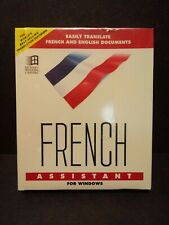 French Assistant For Windows Translate French And English Documents