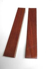 Das beste Holz für dein Messer, 2 Griffschalen, hart wie Sau, Ipe, Lapacho