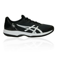 Asics Mens Gel-Court Speed Clay Tennis Shoes Black White Sports Breathable